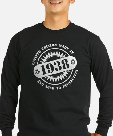 LIMITED EDITION MADE IN 1938 Long Sleeve T-Shirt