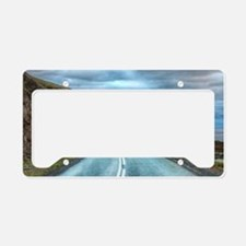 Life & Travel License Plate Holder