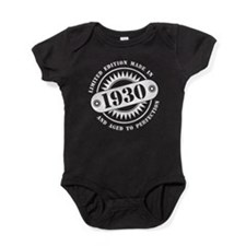 LIMITED EDITION MADE IN 1930 Baby Bodysuit