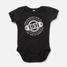 LIMITED EDITION MADE IN 1931 Baby Bodysuit