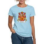 Michelet Family Crest Women's Light T-Shirt