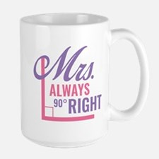 Mrs. Always Right Mug
