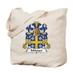 Metayer Family Crest Tote Bag