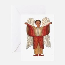 Earth Angel Greeting Cards