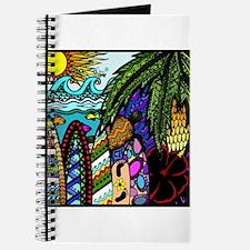 Hawaiian Ink- Colour Journal