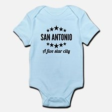 San Antonio A Five Star City Body Suit