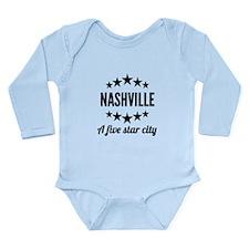 Nashville A Five Star City Body Suit