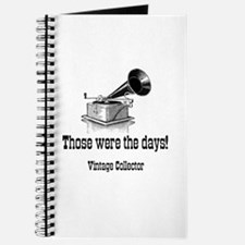 Those Were The Days! Journal