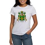 Mathis Family Crest Women's T-Shirt