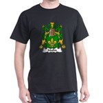 Mathis Family Crest Dark T-Shirt