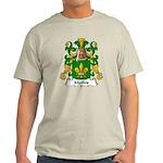 Mathis Family Crest Light T-Shirt