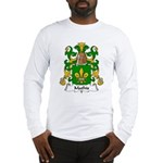 Mathis Family Crest Long Sleeve T-Shirt