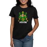 Mathis Family Crest Women's Dark T-Shirt