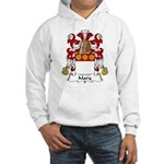 Mary Family Crest Hooded Sweatshirt