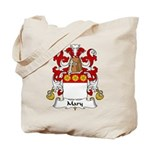 Mary Family Crest Tote Bag