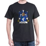 Martins Family Crest Dark T-Shirt