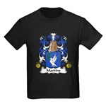 Martins Family Crest Kids Dark T-Shirt