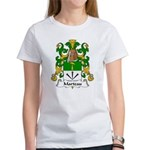 Marteau Family Crest Women's T-Shirt