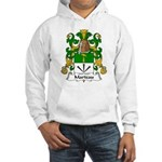 Marteau Family Crest Hooded Sweatshirt