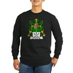 Marteau Family Crest Long Sleeve Dark T-Shirt