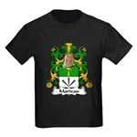 Marteau Family Crest Kids Dark T-Shirt