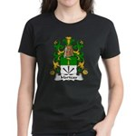 Marteau Family Crest Women's Dark T-Shirt