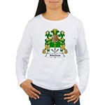 Marteau Family Crest Women's Long Sleeve T-Shirt