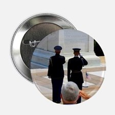 """Taps at Tomb of Unknown 2.25"""" Button"""