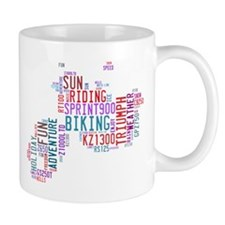 Cool Wordle Mug