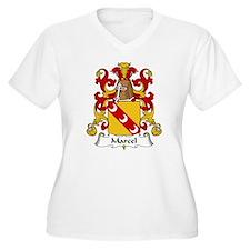 Marcel Family Crest T-Shirt