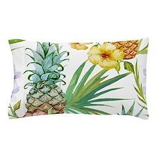 Cute Beach house Pillow Case