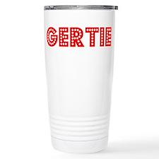 Cute Gertie's Travel Mug