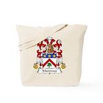 Manceau Family Crest Tote Bag