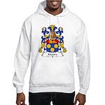 Maitre Family Crest Hooded Sweatshirt