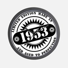 LIMITED EDITION MADE IN 1953 Wall Clock