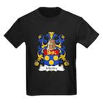 Maitre Family Crest Kids Dark T-Shirt