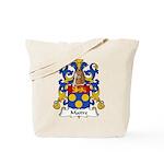 Maitre Family Crest Tote Bag
