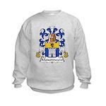 Maisonneuve Family Crest Kids Sweatshirt