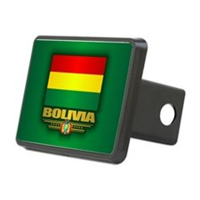 Bolivia Hitch Cover