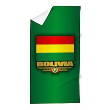 Bolivia Beach Towel