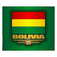 Bolivia King Duvet