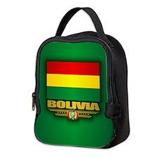 Bolivia Neoprene Lunch Bag