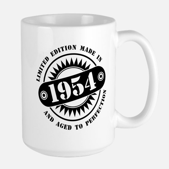 LIMITED EDITION MADE IN 1954 Mugs