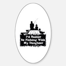 Fishing With  My Daughter Decal
