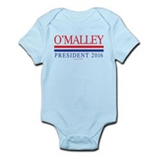 Martin O'Malley for President Body Suit