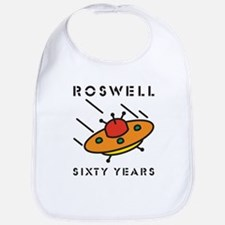 The 1947 Roswell UFO incident Bib