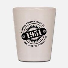 LIMITED EDITION MADE IN 1951 Shot Glass