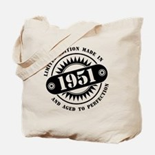 LIMITED EDITION MADE IN 1951 Tote Bag