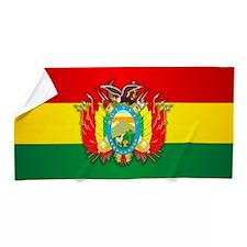 Bolivia COA Beach Towel