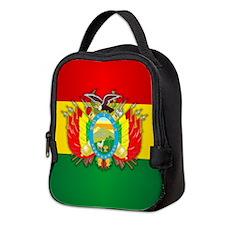 Bolivia COA Neoprene Lunch Bag